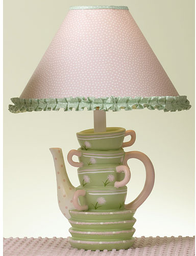 Stacked Cups Lamp