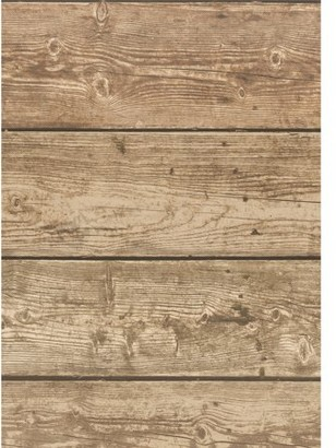 Teacher Created Resources Rustic Wood Better Than Paper Bulletin Board Roll 4-Pack