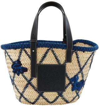 Loewe Animals basket bag