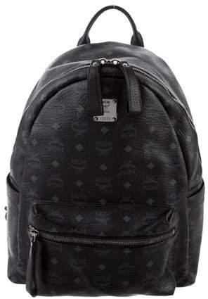 MCM Visetos Stark Backpack