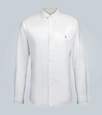 Polo Ralph Lauren Slim-fit cotton shirt