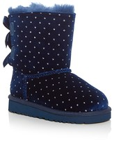 UGG Girls' Bailey Bow Starlight Boots - Toddler