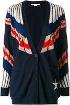 Stella McCartney deep V-neck cardigan