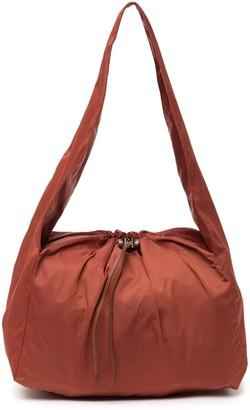 Kara Nylon Hobo Cloud Bag