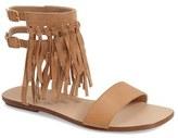 Splendid Women's 'Taryn' Fringe Sandal