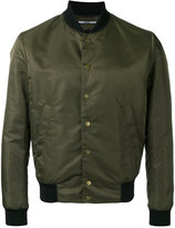 Kenzo lyrics bomber jacket - men - Nylon/Viscose/Spandex/Elastane - XL