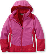 L.L. Bean Girls' Wildcat 3-in-1 Parka