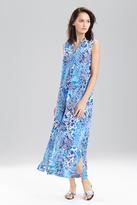 Natori Mosaic Meadow Gown