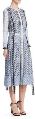 Altuzarra Grenelle Printed A-Line Dress