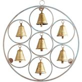 Pier 1 Imports Bells Wall Decor