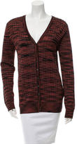 M Missoni Patterned Knit Cardigan w/ Tags