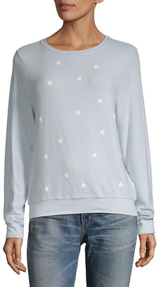 Wildfox Couture Scattered Stars Sweatshirt