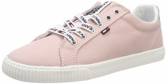 Tommy Jeans Hilfiger Denim CASUAL SNEAKER Womens Low-Top Trainers