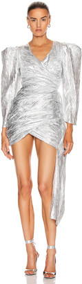 Atoir The Luna Dress in Silver Lining | FWRD