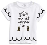 Burberry Infant Girl's Fiona Graphic Tee