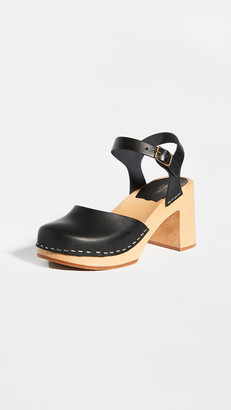 Swedish Hasbeens Ann-Sofi Clogs