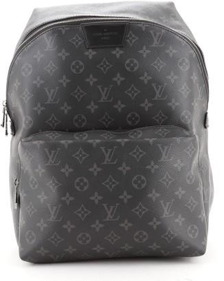 Louis Vuitton Apollo Backpack Monogram Eclipse Canvas