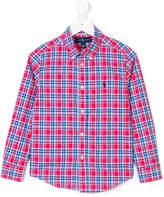 Ralph Lauren checked button-down shirt