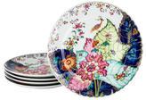 Mottahedeh Tobacco Leaf Dinner Plates