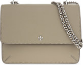 Tory Burch Robinson convertible leayher shoulder bag