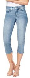 NYDJ Capri Straight Leg Jeans