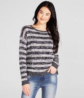 Preppy Striped Sweater