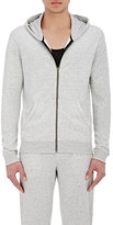 ATM Anthony Thomas Melillo Men's Terry Hoodie-GREY
