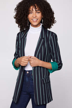 BCBGeneration Striped Blazer