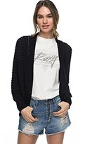 Roxy Women's Let's Go Anywhere Cardigan