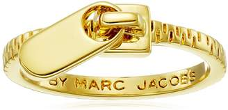 Marc by Marc Jacobs Zipper Pull Stackable Ring Size 7