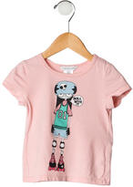 Little Marc Jacobs Girls' Printed T-Shirt