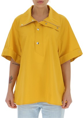 Kenzo Oversized Collar Top