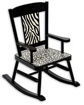 Levels of Discovery Wild Side Personalizable Child's Rocking Chair