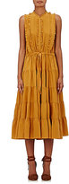 Ulla Johnson Women's Minetta Silk Dress-YELLOW