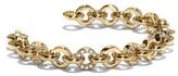 Vince Camuto Goldtone Circle Link Bracelet