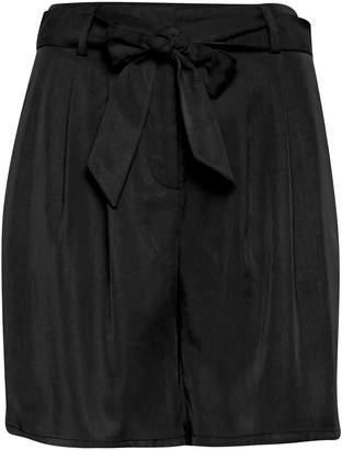 Ichi Birch Self-Tie Shorts