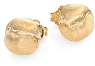 Marco Bicego Africa 18K Yellow Gold Ball Stud Earrings
