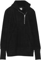 OAK Cotton-blend terry sweatshirt