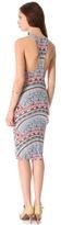 Mara Hoffman Rainbow Cover Up Dress