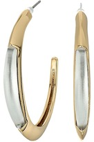Alexis Bittar Crescent Hoop Earrings Earring
