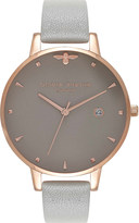 Olivia Burton OB16AM87 Queen Bee rose gold watch