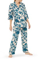 Topshop Women's Geo Floral Maternity Pajamas