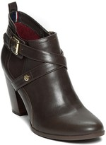 Tommy Hilfiger Crossover Ankle Bootie
