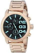 Diesel Women's DZ5454 Flare Analog Display Analog Quartz Rose Gold Watch