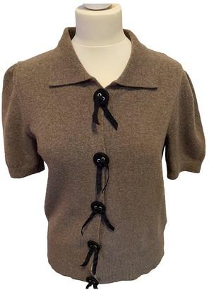 See by Chloe Camel Wool Knitwear for Women
