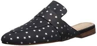 Kaanas Women's Milan Star Loafer Mule Slide Shoe Flat