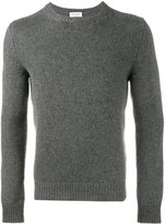 Saint Laurent crew neck jumper - men - Cashmere - S