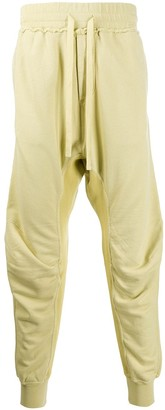 Haider Ackermann Drop Crotch Drawstring Trousers
