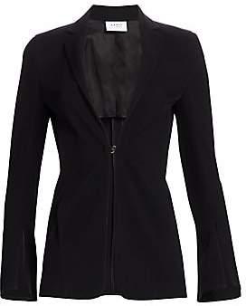 Akris Punto Women's Split Sleeve Blazer