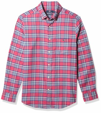 Vineyard Vines Men's Classic Harpoon Tucker Button Down Shirt